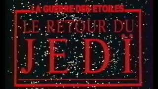 Le Retour du Jedi bande annonce VF 1983
