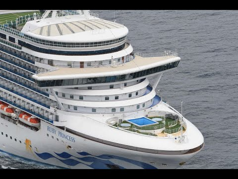 Ruby Princess named likely source for Tasmanian outbreak