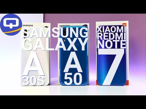 Сравниваем Samsung Galaxy