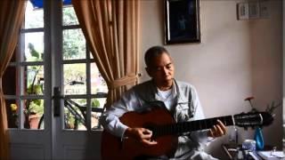 Tuyết Trắng (NS. Trần Thiện Thanh) - minhduc mộc mạc guitar
