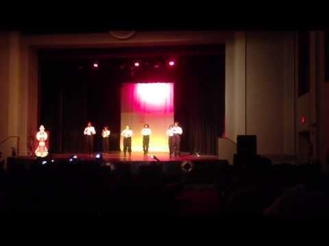 NCNW Pageant 2013 Lady Diamonettes