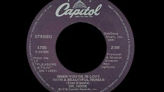 Gambar cover Dr Hook ~ When You're In Love With A Beautiful Woman 1979 Disco Purrfection Version