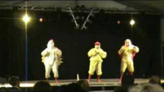 Dynamite - De vogeltjes dans