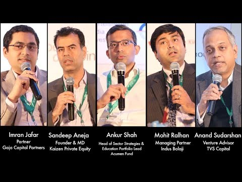 Panel discussion: Lessons learnt from investing in Indian education
