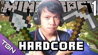 MINECRAFT HARDCORE #1 - Neue Welt   ฮาร์ดคอร์พิชิตโลก!