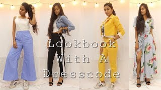 How To Look Stylish Without Wearing SHORT CLOTHES / Freshers Party Lookbook
