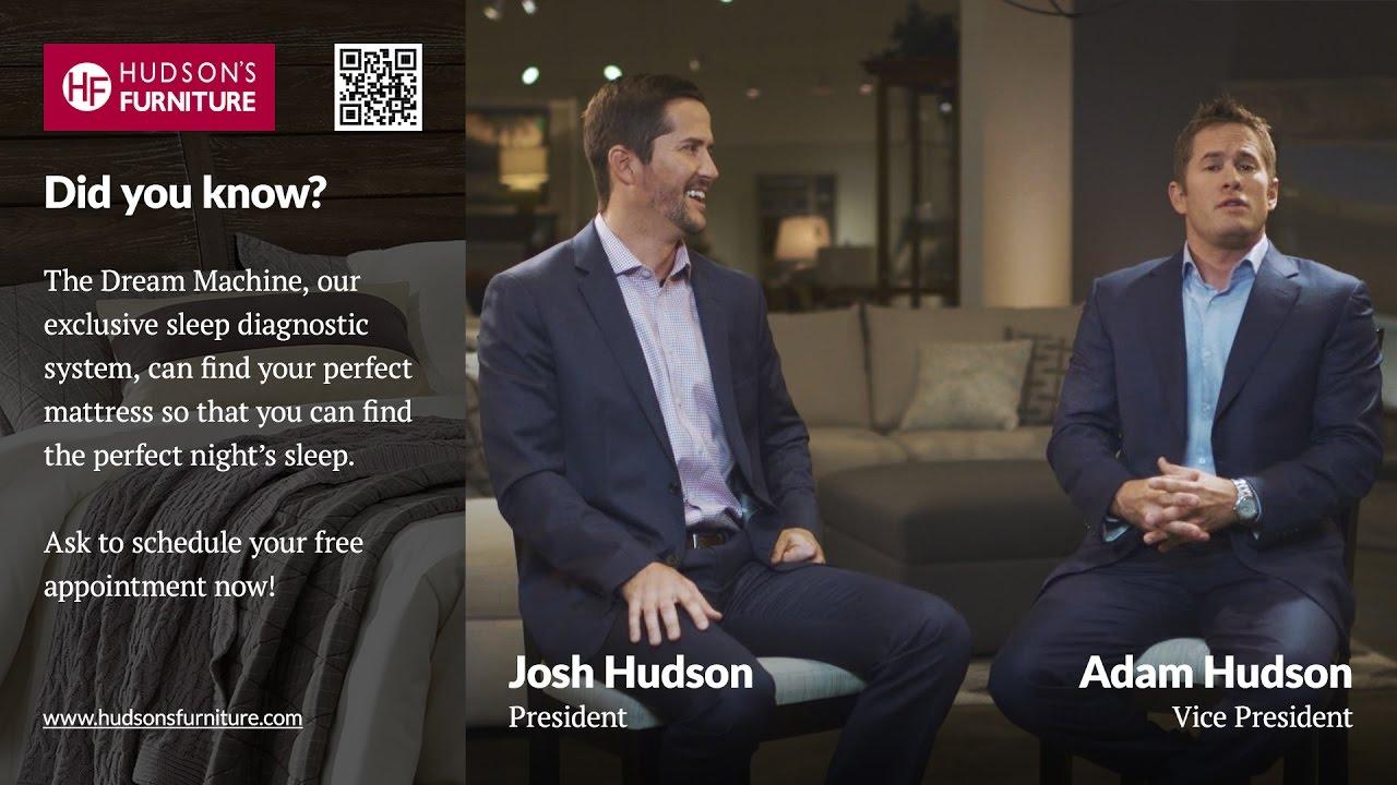 Josh And Adam Hudson Introduce The Dream Machine