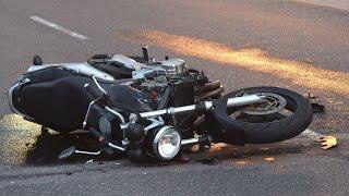 Así es como ocurren los accidentes de motocicleta