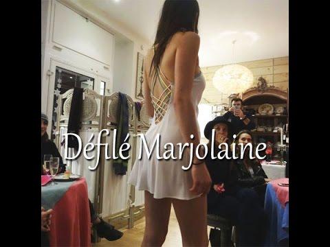 revendeur c192a b8326 Défilé Marjolaine 2016