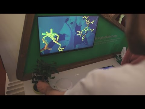 Quantum Secrets of Photosynthesis-The Royal Society 'Summer Science Exhibition 2016'