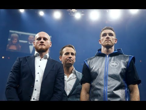 WBSS CRISIS GROVES & USYK BOTH INJURED