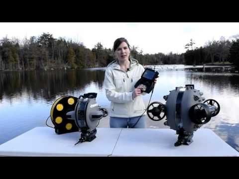 ROV Tutorial: Deep Trekker Camera Functions