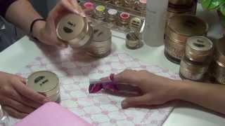 Наращивание ногтей гелем на формах Glory&Shain