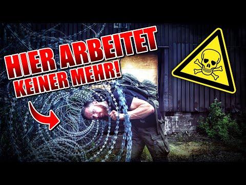 Mit Adventure Buddy in riesigem Stahlwerk - LOST PLACES   Fritz Meinecke