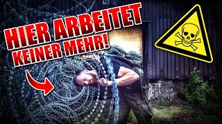 HIER ARBEITET KEINER MEHR! Mit Adventure Buddy in riesigem Stahlwerk - LOST PLACES | Fritz Meinecke