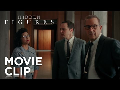 "Hidden Figures | ""You Are The Boss"" Clip [HD] 