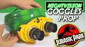 66b38ae3ecbb1 Scientific Explorer Spyhawk NightVision™ Goggles - YouTube