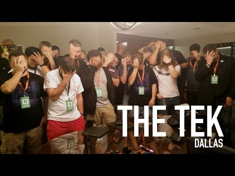 The Tek: In Front of a Live Audience - Quakecon 2015