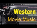 Western soundtrack. (Magix music maker) Free cinematic music.