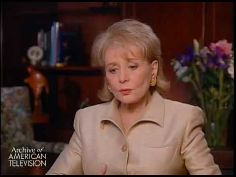 Barbara Walters on interviewing ex-President Richard Nixon