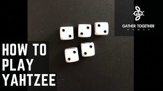 How To Play Yahtzee