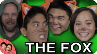 Ylvis - The Fox Cover | The Fu ft NigaHiga, Sean Fujiyoshi, Lana McKissack & Nathan