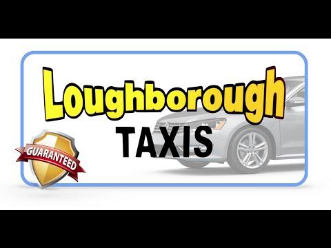 Loughborough Taxi Companies On: 01509 230-230