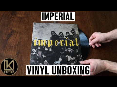 Denzel Curry - Imperial Vinyl Unboxing (Limited Edition) SEALED