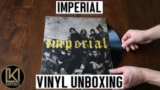 Denzel Curry - Imperial Vinyl Unboxing   KurVibes
