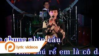 Anh Vẫn Hoài Mong - Trường Sơn (Karaoke)