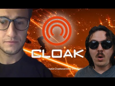 Cloakcoin Interview - Privacy, Enigma, and Community