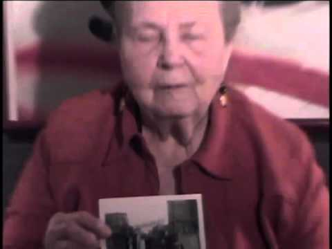 Calla M. Osborne, First Lieutenant, US Army Nurse Corps, World War Two