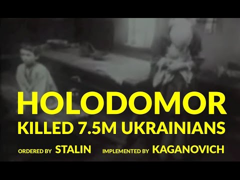 Holodomor, 1932-33, unknown footage (Голодомор 1932-33)