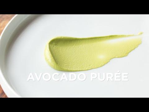 Avocado Purée