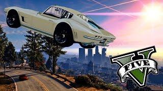 GTA 5 - Coquette classique Stunt Test