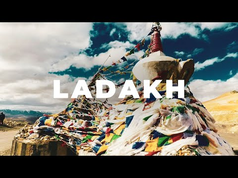 Ladakh Road Trip - Point Of View - Trailer