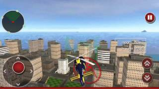 Police Helicopter Survival Sim Best Android Gameplay [HD]
