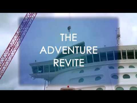 Adventure Wet Dock - 2018 (Onboard Adventure of the Seas)