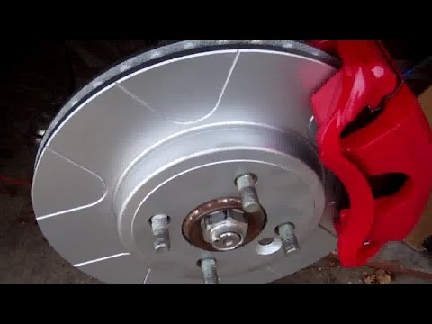 Honda Civic Acura Integra Brake Kit Upgrade Type R Diy Hd