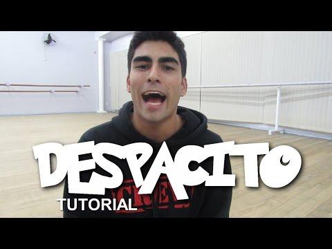 DESPACITO TUTORIAL | Coreografia de @leocosta.oficial | Vídeo de agradecimento