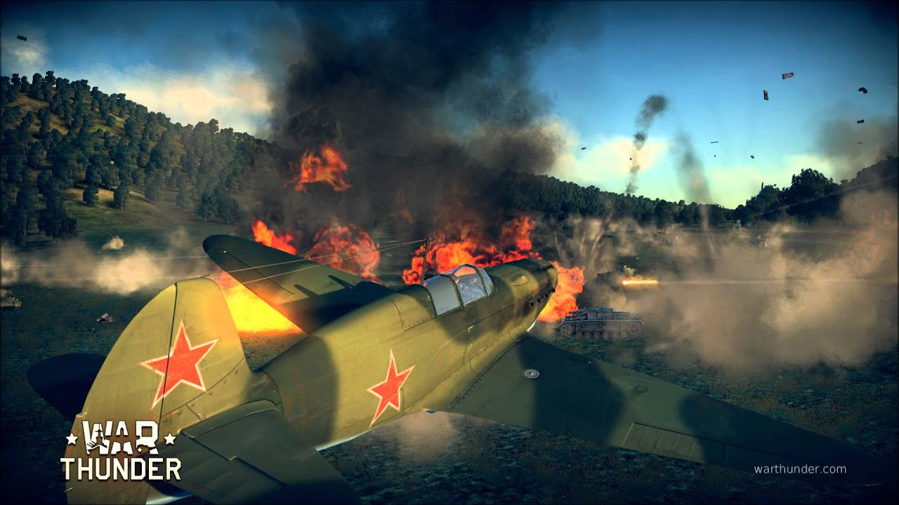 battle music 3 war thunder