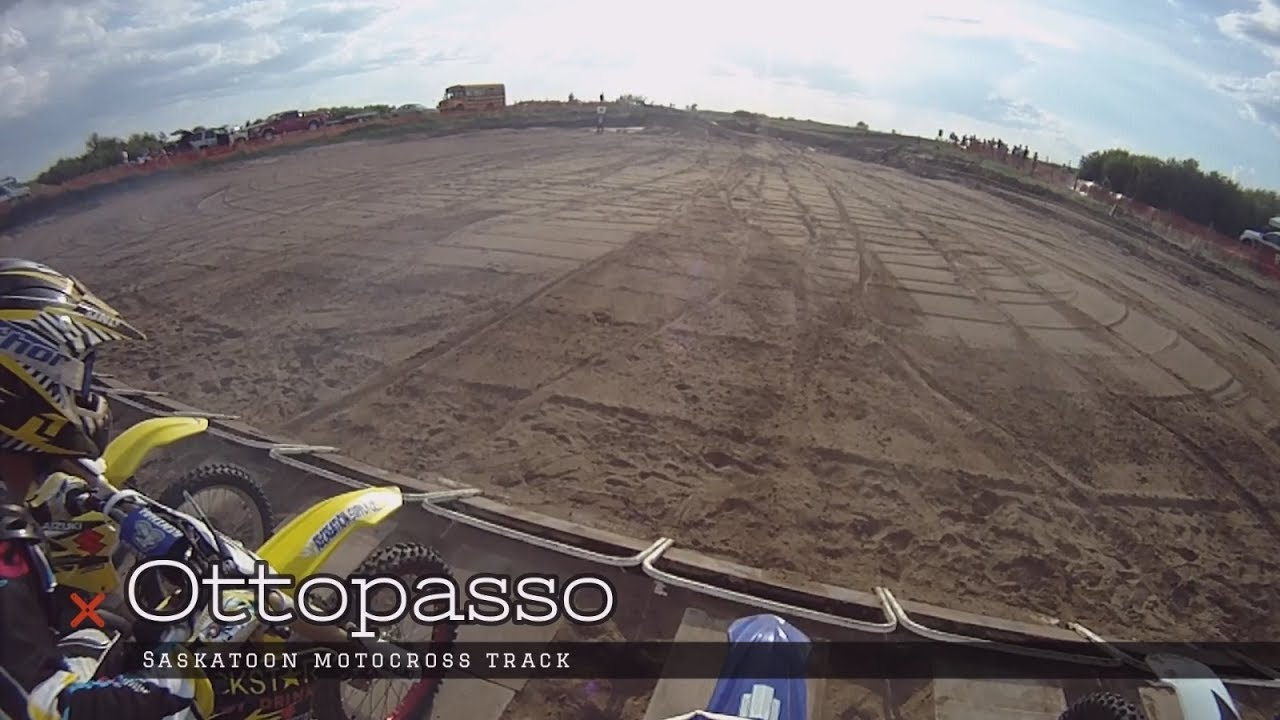 Ottopasso Saskatoon motocross track
