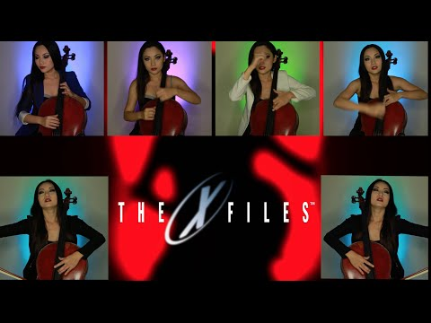 The XFiles Main Theme  Tina Guo