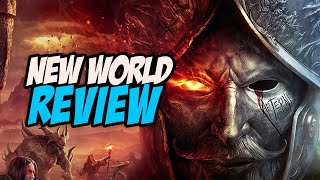 New World Closed Beta Early First Impressions | Surprisingly Good! (2021)