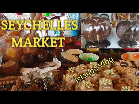 The Seychelles Market Raw Uncut Footage 2019