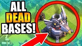 EVERY BASE IS DEAD IN COC!! -WHERE TO FIND DEAD BASES | WHAT LEAGUE TO FIND THEM ?? - Clash Of Clans