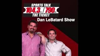 Dan Lebatard Show: Stugotz gets tricked