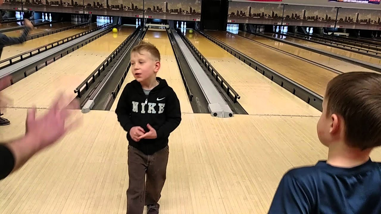 nashs first frame of bowling