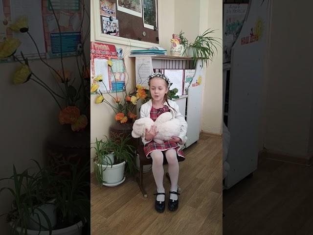 Изображение предпросмотра прочтения – ЭлеонораФедорова читает отрывок изпроизведения «Баю-баюшки-баю» (Русский фольклор )