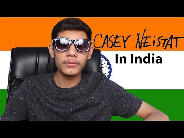 Casey Neistat In India